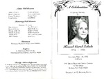 Funeral Programs-Book 1 (E-H) by Afro-American Historical Association of the Niagara Frontier