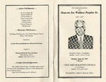 Funeral Programs-Book 1 (P-S)