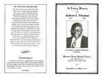 Funeral Programs-Book 2 (T-Z) by Afro-American Historical Association of the Niagara Frontier