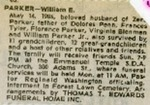 Newspaper Obituaries; Book 2 (P-S)