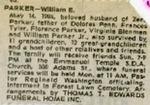 Newspaper Obituaries; Book 2 (P-S)