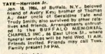 Newspaper Obituaries; Book 2 (T-Z) by Afro-American Historical Association of the Niagara Frontier