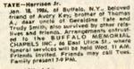 Newspaper Obituaries; Book 2 (T-Z)