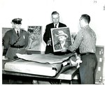 Albright, Exhibits (6) by The Buffalo Courier-Express Newspaper
