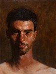 Self-Portrait by Anders Fernbach