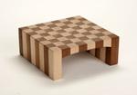 Checkerboard Archway by Adam Kessler