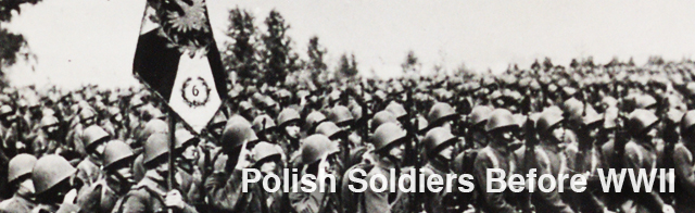 Polish Soldiers Before WWII