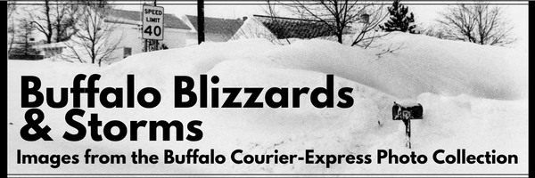 Buffalo Courier-Express: Blizzards & Storms