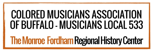 Colored Musicians Association of Buffalo - Musicians Local 533