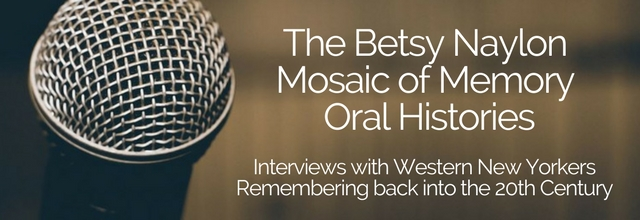 The Betsy Naylon Interviews & Oral Histories