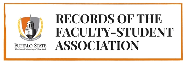 Faculty-Student Association Records
