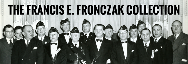 Fronczak Collection
