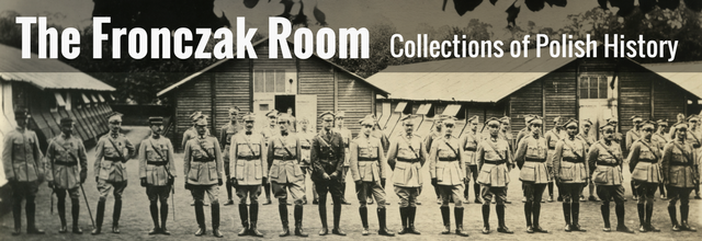 The Fronczak Room Collections of Polish History