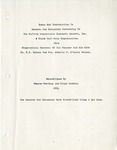 Index and Introduction to the Buffalo Cooperative Economics Society, Inc.; 1974