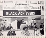 Buffalo Black Achievers (202) by Herbert Bellamy