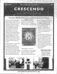 Crescendo!, Spring 2010 by Buffalo Gay Men's Chorus