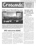 Crescendo!, Winter 2004
