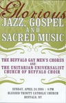 Glorious Jazz, Gospel, and Sacred Music