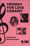 Hooray for Love Caberet by Buffalo Gay Men's Chorus