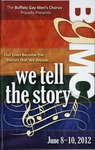 We Tell the Story by Buffalo Gay Men's Chorus