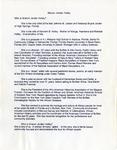 Committee Meetings; 1982 by Buffalo Kwanzaa Committee