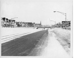 Looking west down the 198 towards the 33 by The Buffalo Courier-Express Newspaper