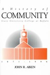 A History of Community, State University College at Buffalo, 1871-1996