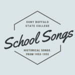 Senior Class of 1955; Audio; Crimson Elms by Buffalo State College