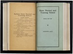 College Catalog, 1924-1925 by Buffalo State College