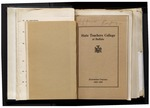 College Catalog, 1928-1929, Extension