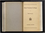 College Catalog, 1929-1930