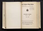 College Catalog, 1935-1936, Extension