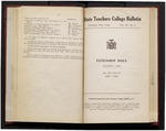 College Catalog, 1941-1942, Extension
