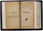 College Catalog, 1943-1944