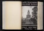 College Catalog, 1944-1945
