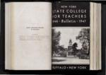 College Catalog, 1946-1947