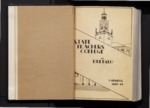 College Catalog, 1931-1932