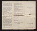 College Catalog, 1938, Summer (2)