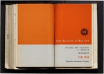 College Catalog, 1957-1958, Extension