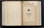College Catalog, 1936-1937