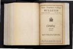 College Catalog, 1939-1940