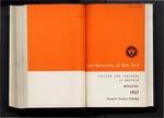 College Catalog, 1957, Summer