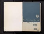 College Catalog, 1955-1956