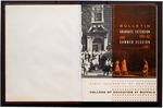 College Catalog, 1961-1962, Graduate-Summer