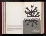 College Catalog, 1976-1977, Graduate