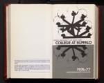 College Catalog, 1976-1977