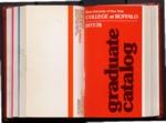 College Catalog, 1977-1978, Graduate
