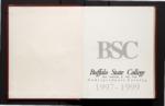 College Catalog, 1997-1999
