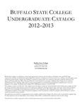 College Catalog, 2012-2013