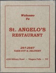 St. Angelo's Restaurant by St. Angelo's Restaurant